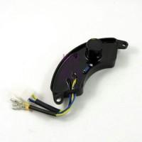 Автоматический регулятор напряжения (блок AVR) 2кВт пластик полумесяц (2 провода 4 контакта)