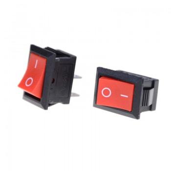 Выключатель зажигания 250В, 15А, два контакта для генератора ET950