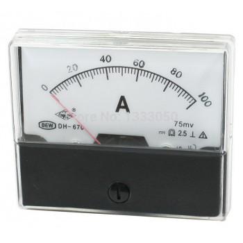 Вольтметр трехфазный для генератора 5кВт