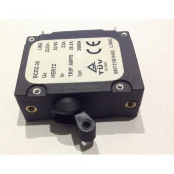 Выключатель автомат для генератора 23А ( от 3 кВт)