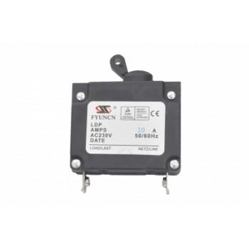 Выключатель автомат для генератора 10А (малый до 3 кВт)